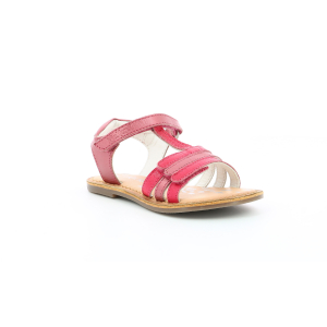 Kickers DIAMANTO ROSE FONCE METALLISE
