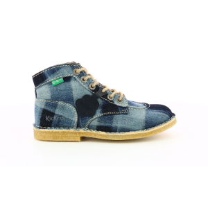Kickers KICK LEGEND BLEU DENIM