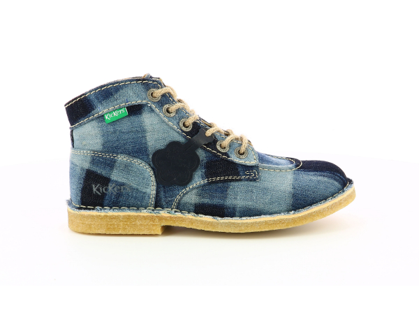 KICK LEGEND BLEU DENIM
