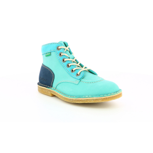 Kickers KICK LEGEND BLUE TURQUOISE MINTH