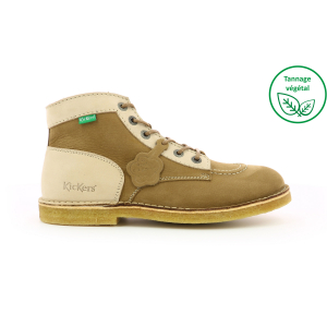 Kickers KICK LEGEND KHAKI OFF WHITE