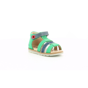 Kickers NOOPI GREEN BLUE