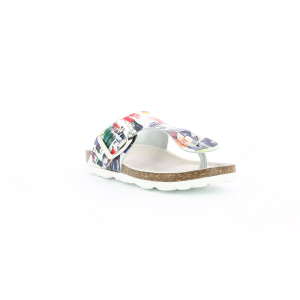 Kickers SUMMERIZA MULTICOLOR PAINTING