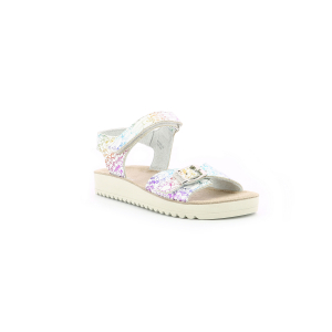 Kickers ODYSSA WHITE MULTICO ETHNIC