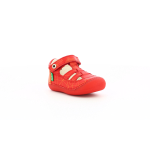 Kickers SUSHY ROUGE GALACTIC