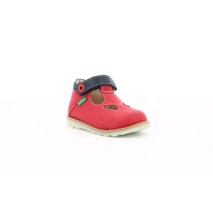 Kickers NONOCCHI RED NAVY