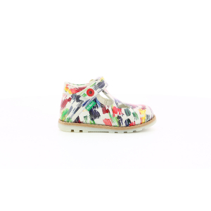 Kickers NONOCCHI MULTICOLOR PAINTING
