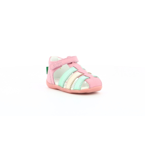 Kickers BIGFLO-2 PINK GOLD BLUE