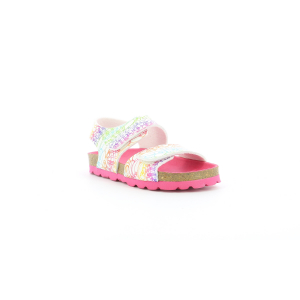 Kickers SUMMERKRO WHITE MULTICO ETHNIC