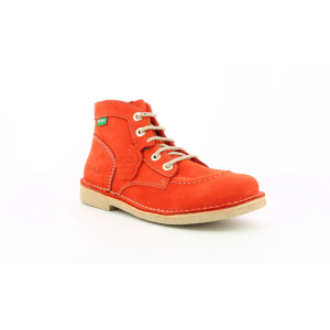 Kickers LEGENDIKNEW ORANGE SEM BLANCHE