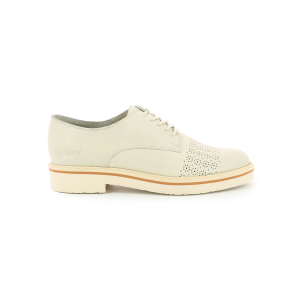 Kickers OXFORK OFF WHITE