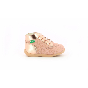 Kickers BONBON-2 ROSE ETHNIC
