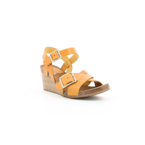 Kickers SPAINSTRAP YELLOW OCHRE