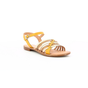 Kickers ETCETERA YELLOW GOLD BRONZE