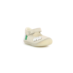 Kickers SMOOTHI SILVER ETHNIC
