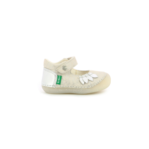 Kickers SMOOTHI ARGENT ETHNIC