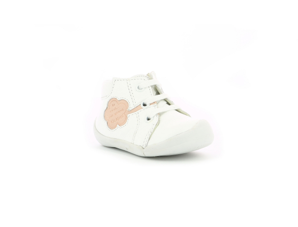 Kickers WAOUK WHITE