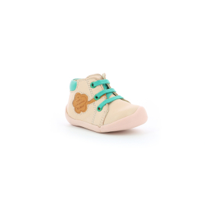 Kickers WAOUK LIGHT PINK