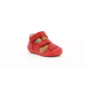 Kickers WASABOU ROUGE CAMEL