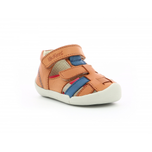 Kickers WASABOU CAMEL BLUE