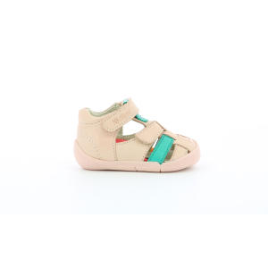 Kickers WASABOU PINK GREEN