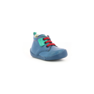 Kickers WAZZAP BLUE GREEN