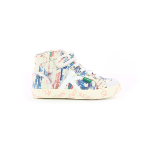 Kickers GODUP MULTICOLOR PAINTING