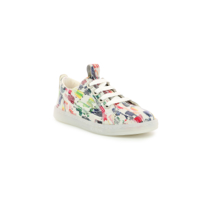 Kickers TABATAK MULTICOLOR PAINTING