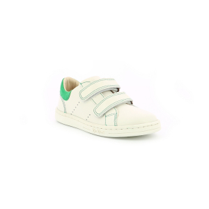 Kickers TANCKER WHITE GREEN