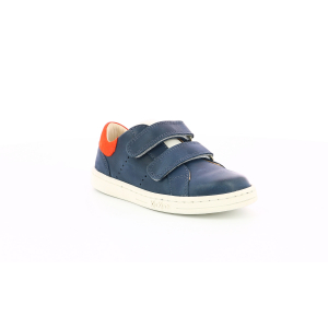 Kickers TANCKER MARINE BLANC ORANGE