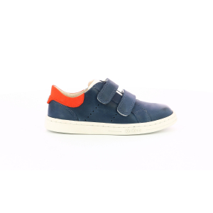 Kickers TANCKER NAVY WHITE ORANGE
