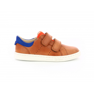 Kickers TANCKER CAMEL ORANGE BLUE