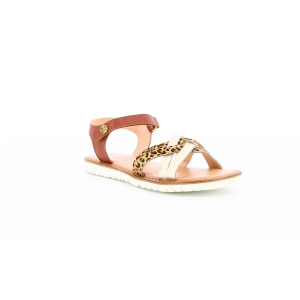 Kickers BETTERNEW GOLD LEOPARD
