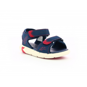Kickers JUMANGAP NAVY RED
