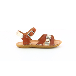 Kickers PEPETE CAMEL OR
