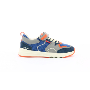 Kickers KNAKK NAVY GREY ORANGE