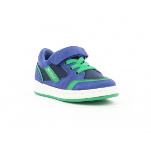 Kickers BISCKUIT BLUE GREEN