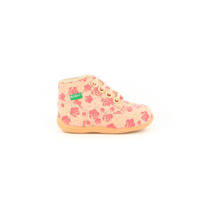 Kickers BONBON-2 ROSE FLOWER