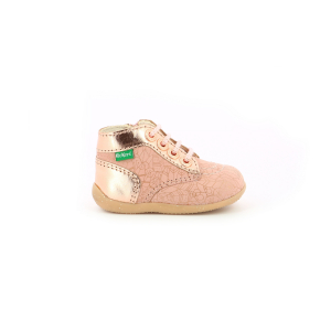 Kickers BONZIP-2 ROSE ETHNIC