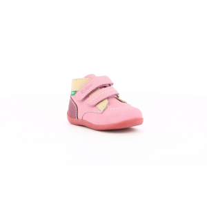 Kickers BONKRO-2 ROSE TRICOLORE