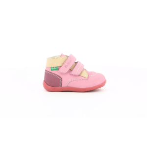 Kickers BONKRO ROSE TRICOLORE