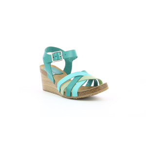 Kickers SOLYNIA BLEU TURQUOISE MENTHE