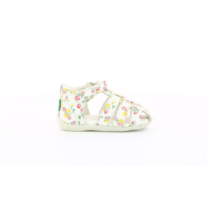 Kickers BIGFLO-2 WHITE FLOWERY