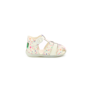 Kickers BIGFLY-2 WHITE BLOSSOM