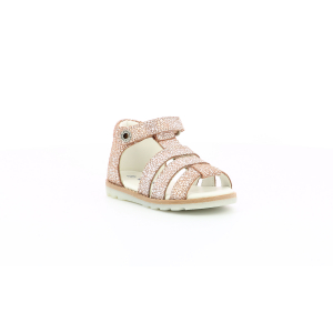 Kickers NOOPI ROSE GOLD MOSAIQUE