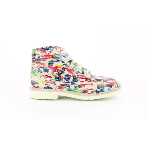 Kickers KICK COL MULTICOLOR PAINTING