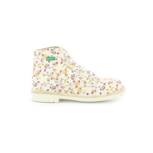 Kickers KICK COL WHITE MULTICO FLOWERY