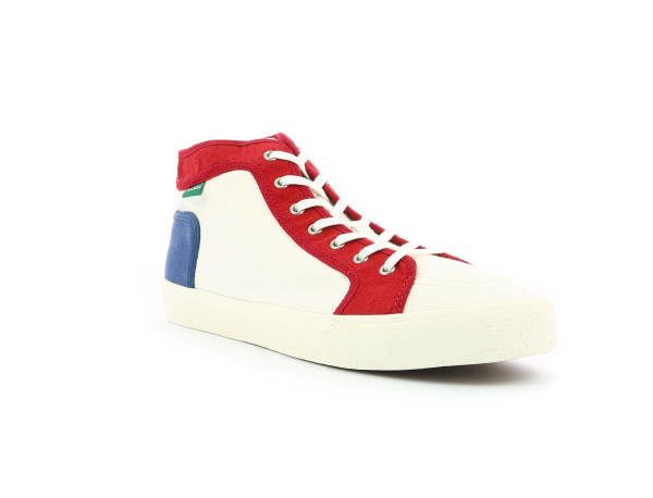 ARVEILER WHITE BLUE RED