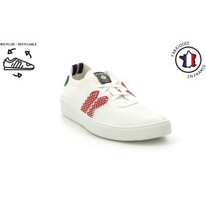 Kickers KICKECTOR OFF WHITE