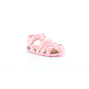 Kickers SUMMERTAN PINK FLOWER